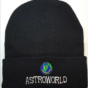 Other - 🆕 Astroworld skully beanie hat